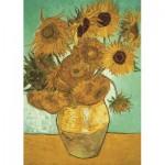 Jumbo-18396 Vincent Van Gogh - Les Tournesols