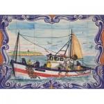 Jumbo-18542 Azulejos, Portugal