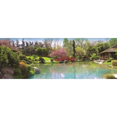 puzzle jardin color jumbo 18571 1000 pi ces puzzles for ts fleurs et jardins. Black Bedroom Furniture Sets. Home Design Ideas