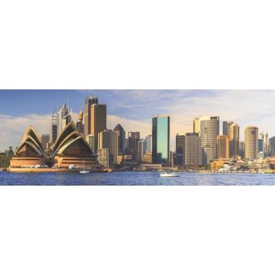 Jumbo-18577 Sydney Skyline