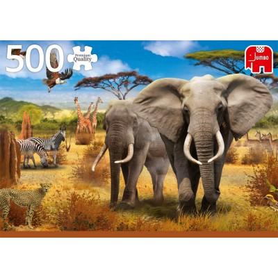 Jumbo-18802 African Savannah