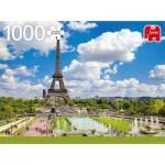 Jumbo-18847 Tour Eiffel en été