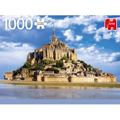 Jumbo-18848 Mont Saint-Michel, France