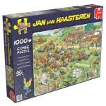 Jumbo-19021 Jan Van Haasteren - Course de Tondeuses
