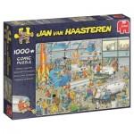 Jumbo-19050 Jan Van Haasteren - Faits Saillants Techniques