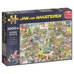 Jumbo-19051 Jan Van Haasteren - La Fête des Vacances
