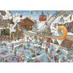 Jumbo-19065 Jan Van Haasteren - Jeux d'Hiver