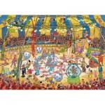 Jumbo-19089 Jan Van Haasteren - Acrobates du Cirque