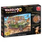 Jumbo-19164 Wasgij Original 31 - Safari Surprise