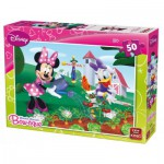 King-Puzzle-05147-A Minnie Mouse Bow-tique