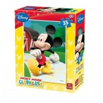 King-Puzzle-05166-D Disney - Club House