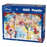 King-Puzzle-05180 Disney Holiday on Ice