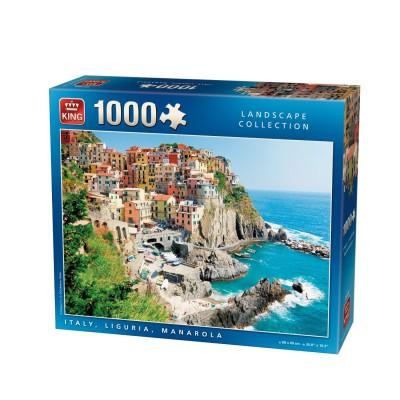 King-Puzzle-05199 Manarola, Italie