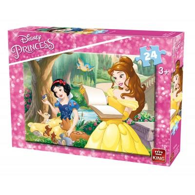 king-Puzzle-05243-A Disney Princess