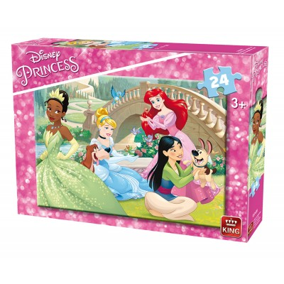 king-Puzzle-05243-B Disney Princess