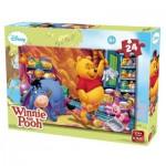 King-Puzzle-05244-A Winnie l'Ourson