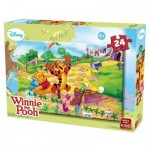 King-Puzzle-05244B Winnie l'Ourson