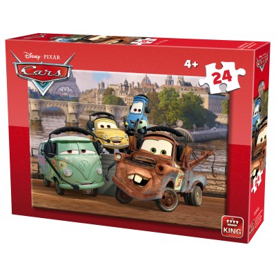 king-Puzzle-05245-A Cars