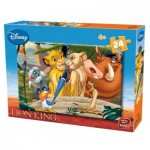 King-Puzzle-05247A Le Roi Lion