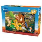 King-Puzzle-05247B Le Roi Lion