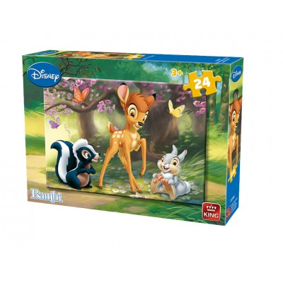 King-Puzzle-05256-A Bambi