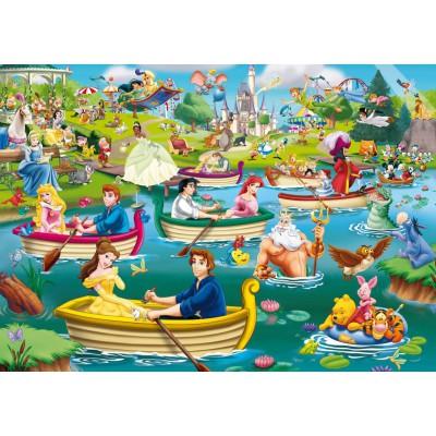 King-Puzzle-05260 Disney, Fun on The Water