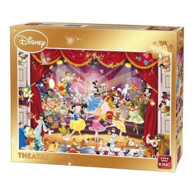 King-Puzzle-05262 Disney - Théâtre