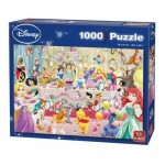 King-Puzzle-05264 Disney - Happy Birthday