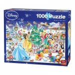 King-Puzzle-05266 Winter Wonderland