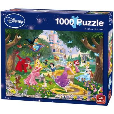 King-Puzzle-05278 Disney Princess