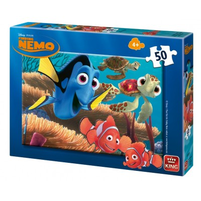 King-Puzzle-05287-B Finding Nemo