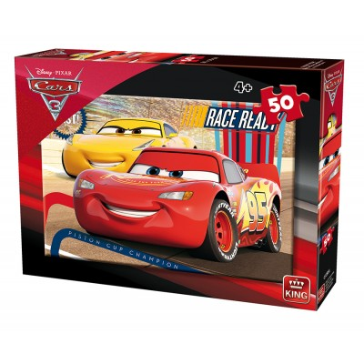 king-Puzzle-05288-A Cars 3