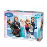 King-Puzzle-05293-A La Reine des Neiges