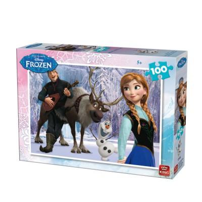 King-Puzzle-05293-B La Reine des Neige