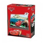 King-Puzzle-05301-K Cars 3
