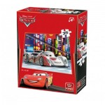 King-Puzzle-05301-L Cars 3