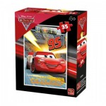 King-Puzzle-05309-A Cars 3