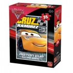 King-Puzzle-05309-B Cars 3