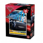 King-Puzzle-05309-C Cars 3