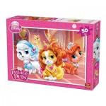 King-Puzzle-05314-B Disney Princess - Palace Pets