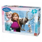 King-Puzzle-05315-A La Reine des Neiges