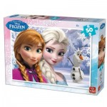 King-Puzzle-05315-B La Reine des Neiges