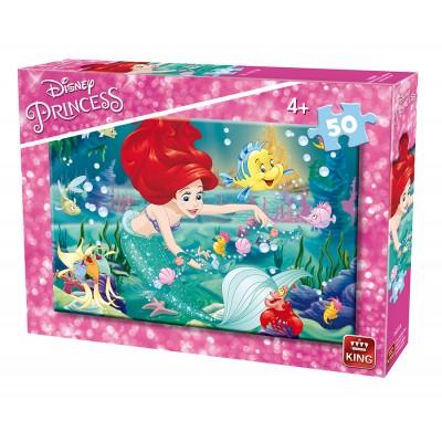 king-Puzzle-05317-A Disney Princess