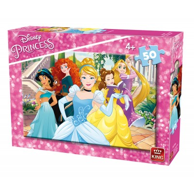 king-Puzzle-05318-A Disney Princess