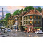 King-Puzzle-05357 Rues de Paris