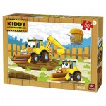 King-Puzzle-05456 Kiddy Construction