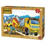 King-Puzzle-05458 Kiddy Construction