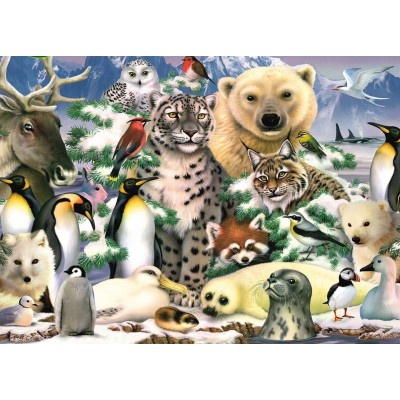 King-Puzzle-05485 Artic Life