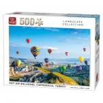 King-Puzzle-05538 Hot Air Balloons