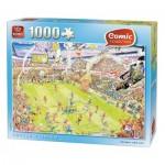 King-Puzzle-05546 Stade de Football